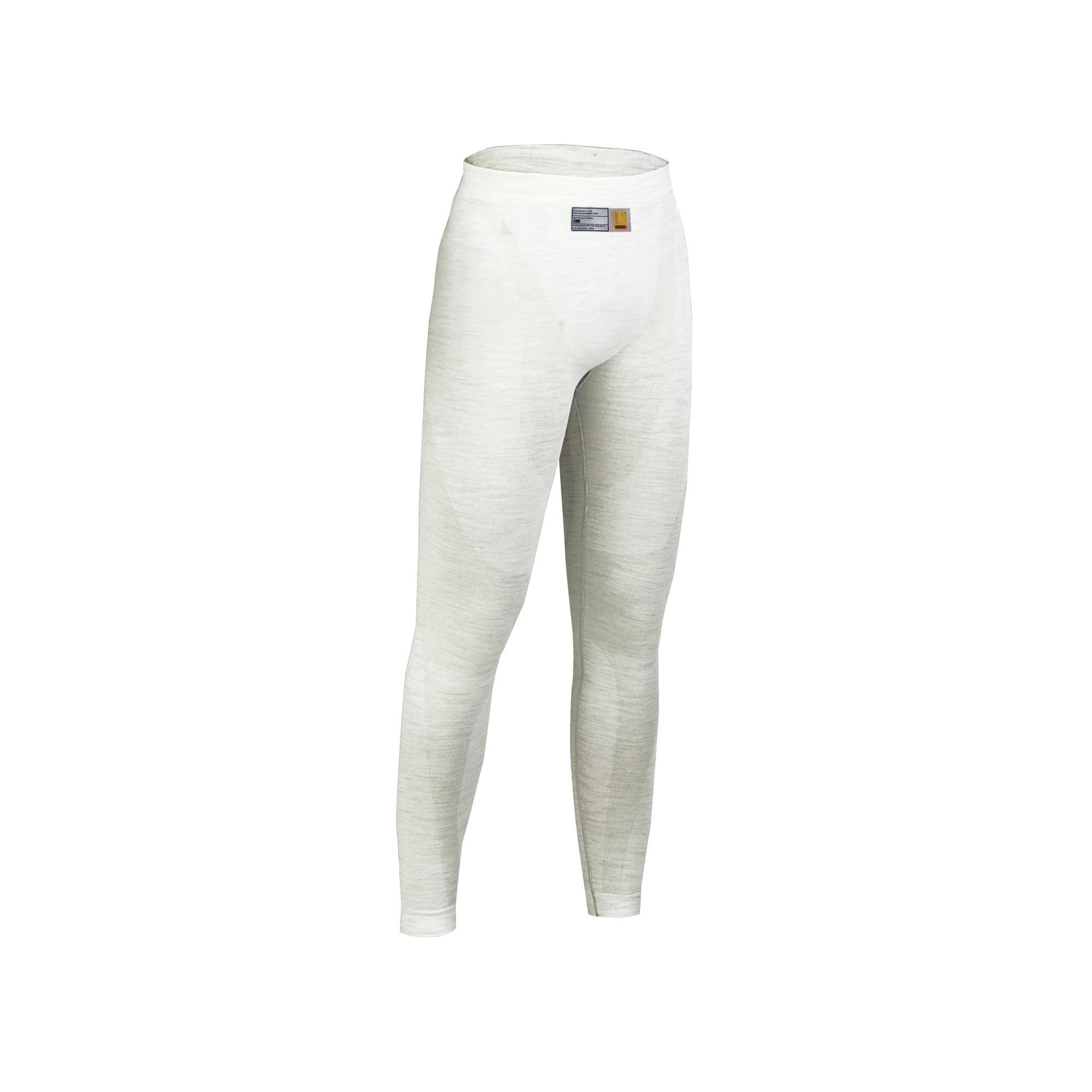 ONE UNDERWEAR PANTS WHITE SIZE L FIA 8856-2018