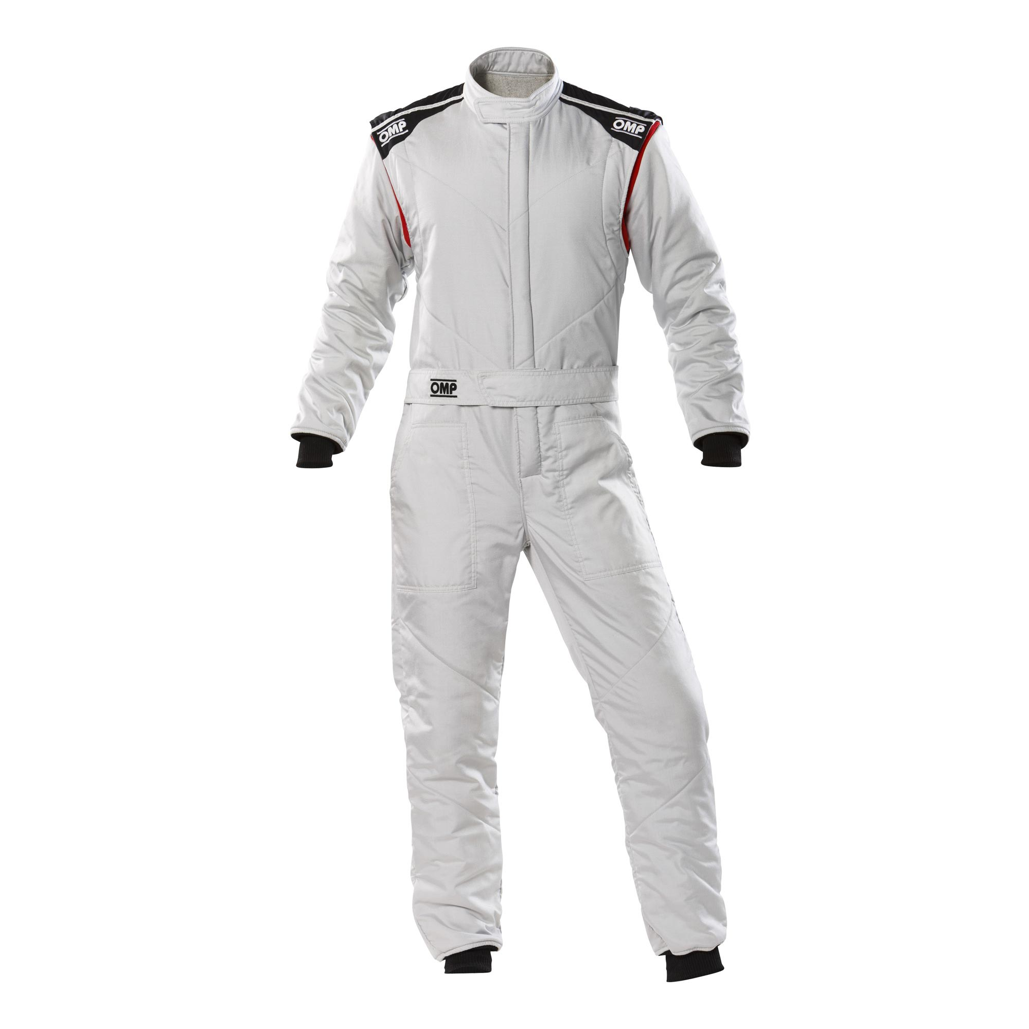 FIRST-S OVERALL SILVER SIZE 44 FIA 8856-2018