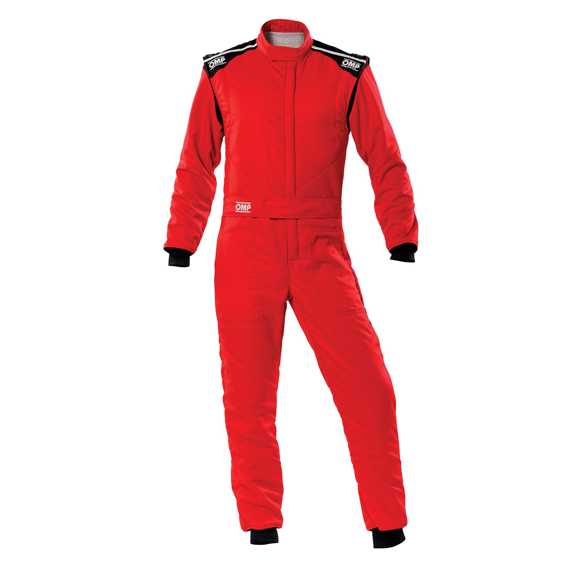 FIRST-S OVERALL RED SIZE 44 FIA 8856-2018