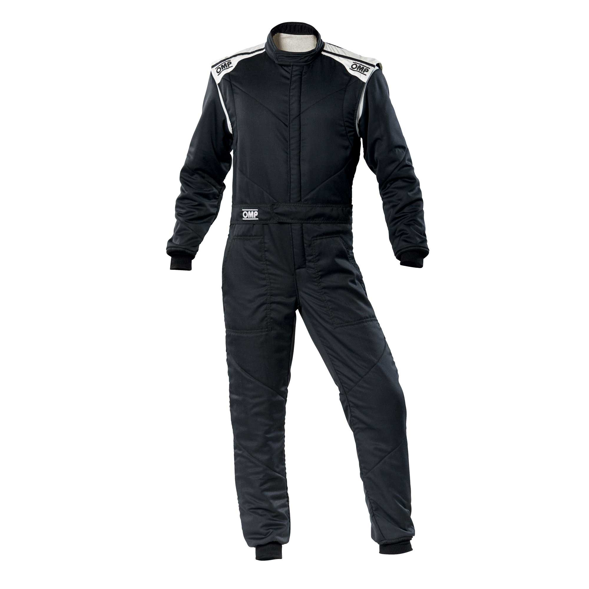 FIRST-S OVERALL BLACK SIZE 44 FIA 8856-2018