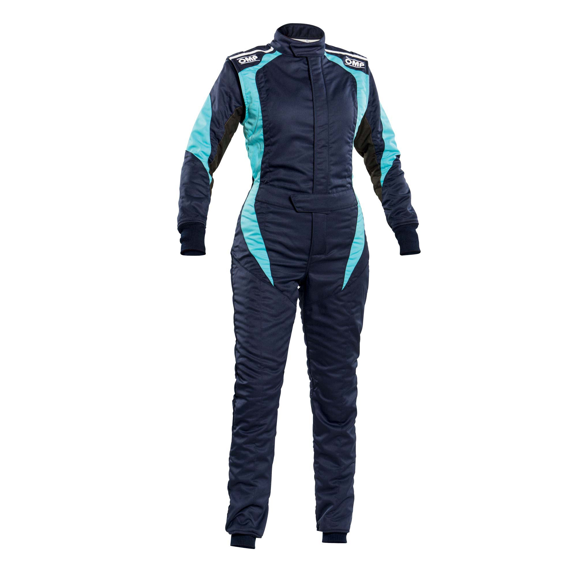 FIRST ELLE OVERALL N.BLUE/TIFFANY SZ. 38 FOR WOMEN - FIA 8856-2018