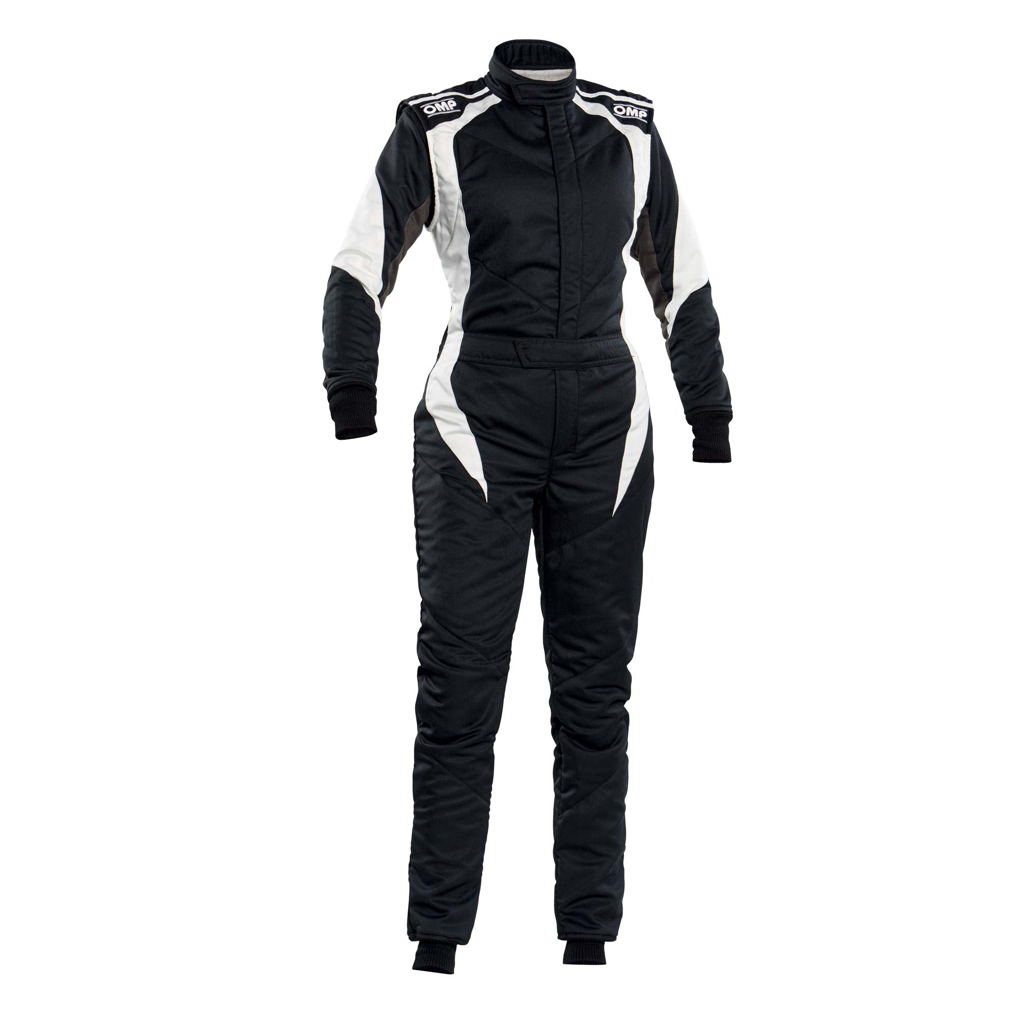 FIRST ELLE OVERALL BLACK/WHITE SIZE 38 FOR WOMEN - FIA 8856-2018