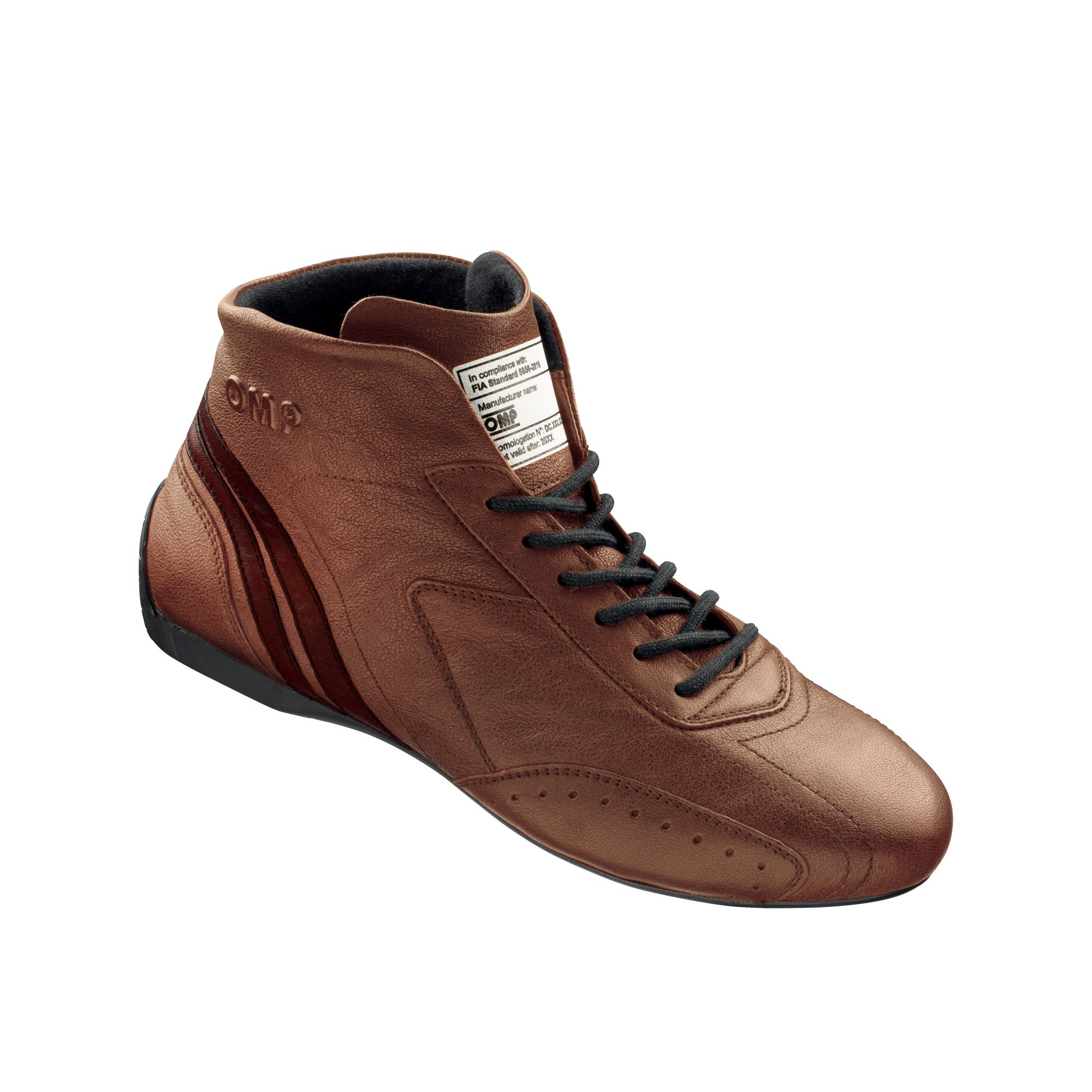 CARRERA LOW BOOTS my2021 BROWN SIZE 37 FIA 8856-2018