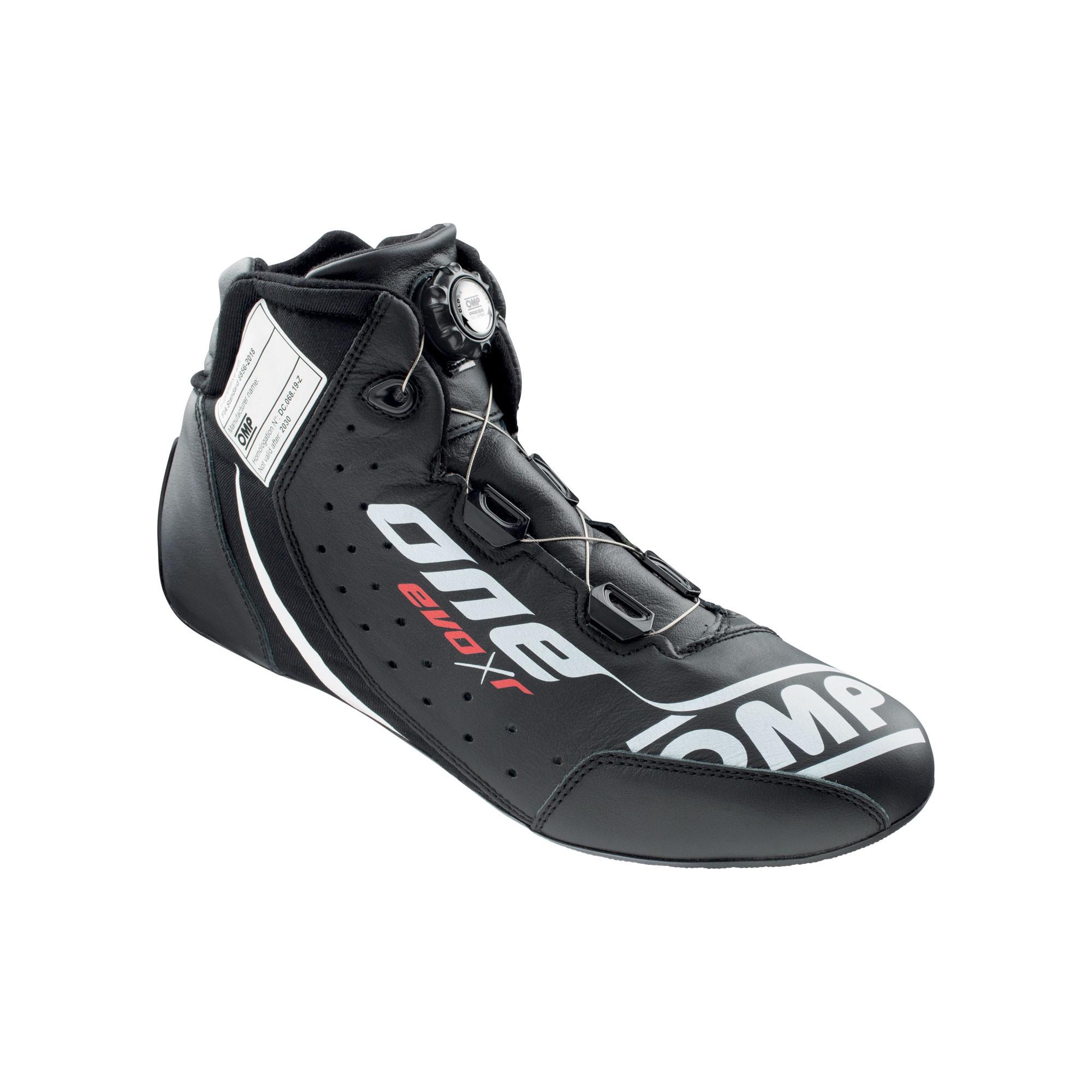 ONE EVO X R SHOES BLACK SIZE 37 FIA 8856-2018