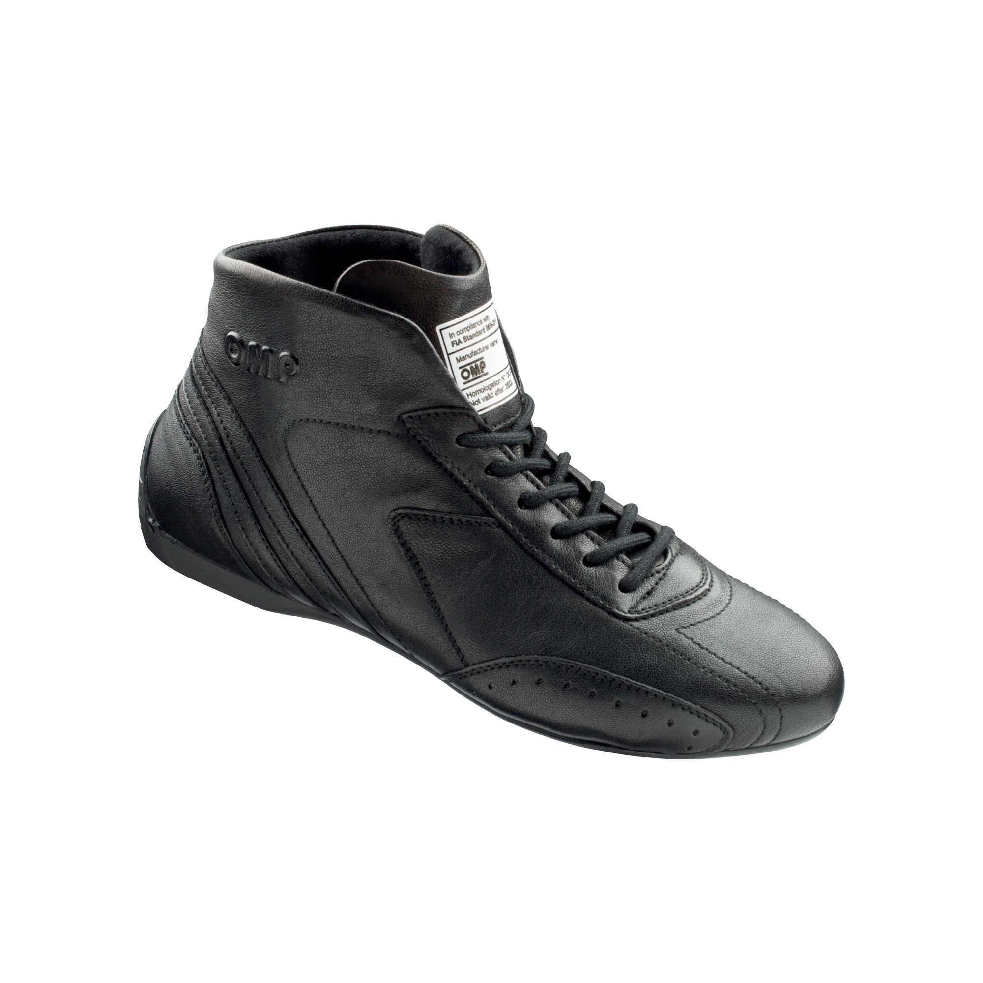 CARRERA LOW BOOTS my2021 BLACK SIZE 37 FIA 8856-2018